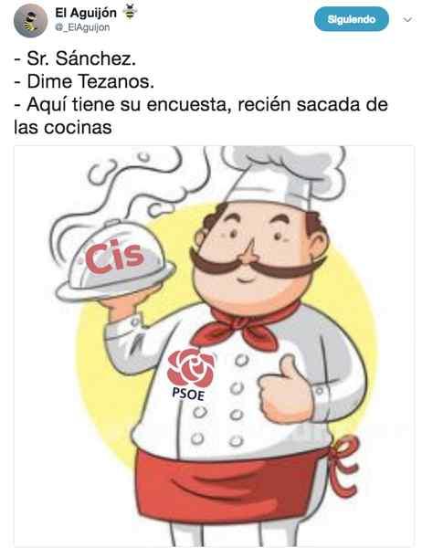 los memes del cis 03 - Los memes dan ganador al PSOE igual que el CIS.