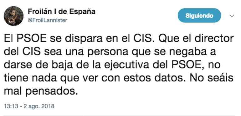 los memes del cis 05 - Los memes dan ganador al PSOE igual que el CIS.