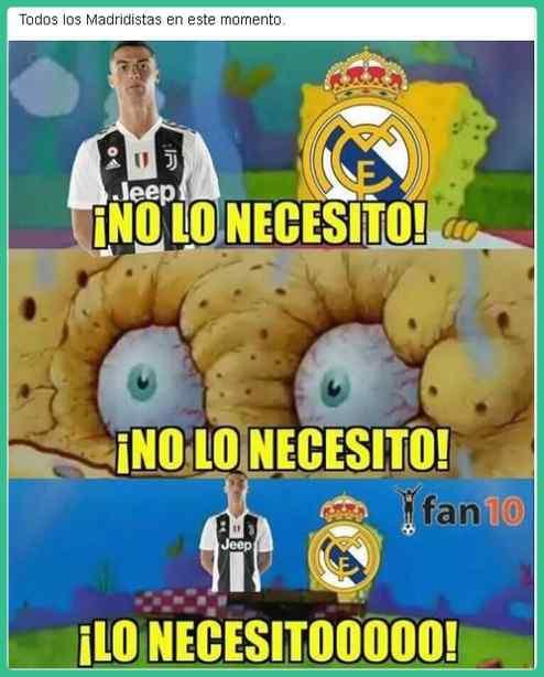 memes barcelona vs realmadrid 08 - Memes del Barcelona vs Real Madrid.