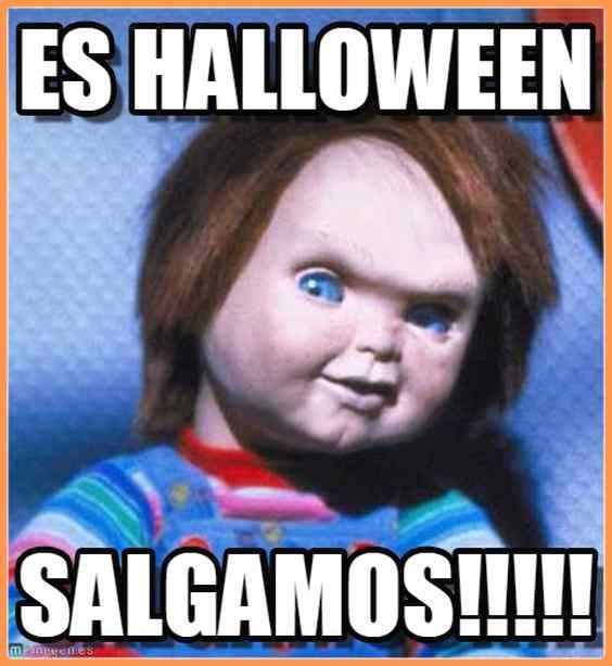 Memes Halloween