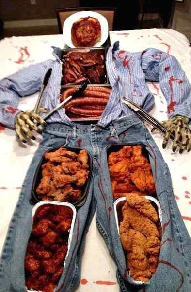 Recetas terroríficas para Halloween. 6