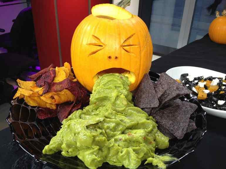 Recetas terroríficas para Halloween. 1
