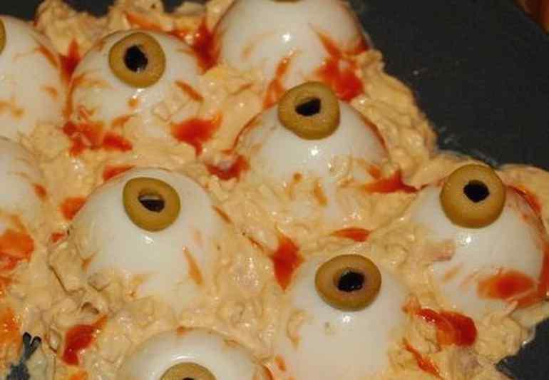 Recetas terroríficas para Halloween. 2