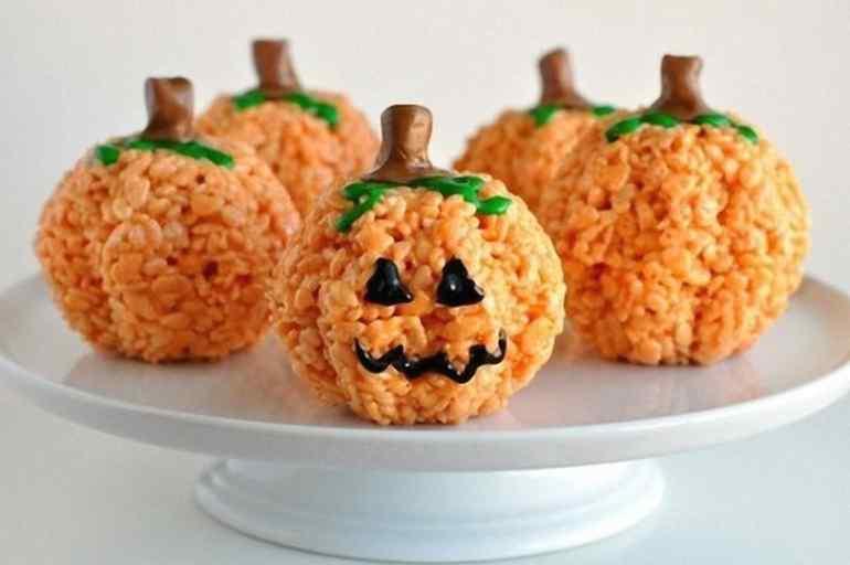 Recetas terroríficas para Halloween.
