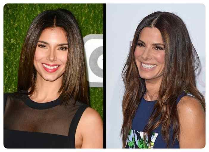 Increíbles fotos de famosos que se parecen a otros famosos. 3