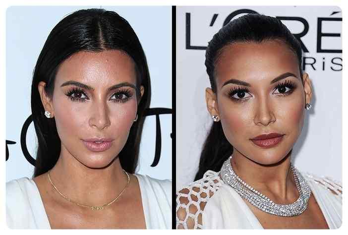Increíbles fotos de famosos que se parecen a otros famosos. 18