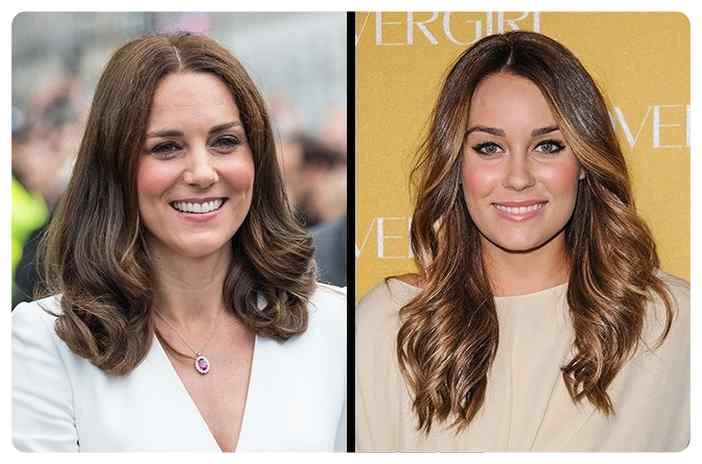 Increíbles fotos de famosos que se parecen a otros famosos. 1