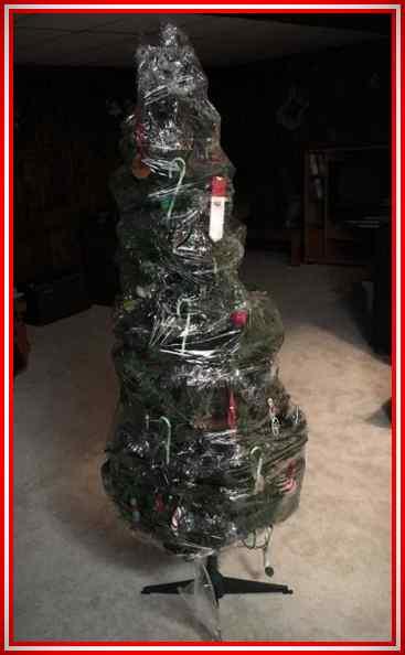 Imágenes de la Navidad de gente muy vaga. 4