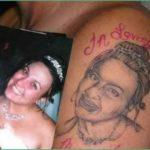 10 de los peores tatuajes que vas a ver.