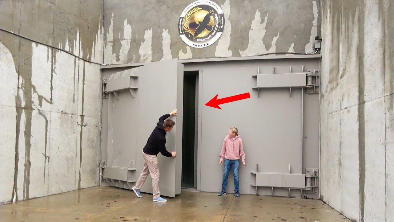 Refugio para el fin del mundo por 3 millones de dolares.
