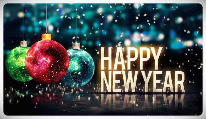 Felicitaciones de año nuevo para Whatsapp Gratis. 21