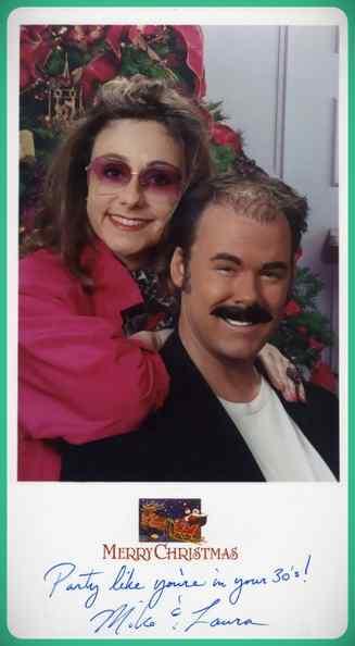 Esta familia lleva años enviando Felicitaciones de Navidad muy frikis a sus amigos y familiares. 2
