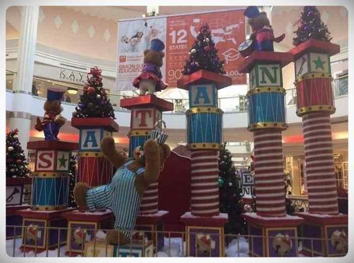 Decoraciones Navideñas que no han salido bien del todo. 4