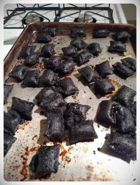 Desastres en la cocina, imágenes que te van a quitar el hambre. 6