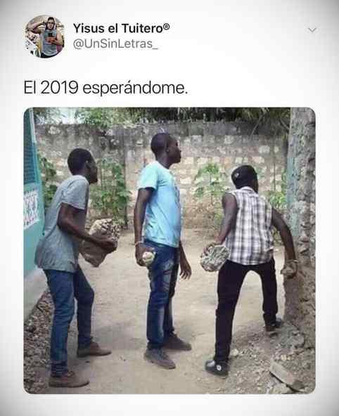 Los mejores memes para despedir el año. 3