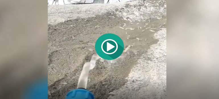 Esta manguera saca cubitos de hielo !!! 2