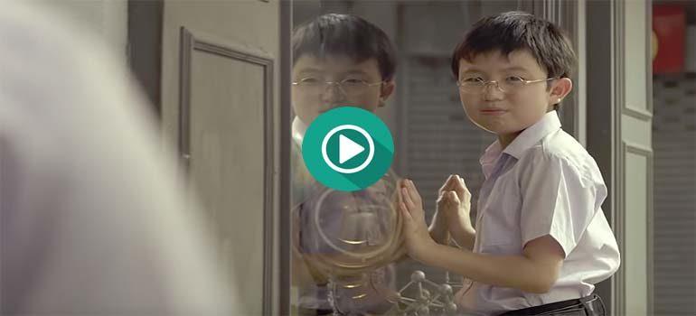 Este anuncio Tailandés de un Banco es un poco duro. 3