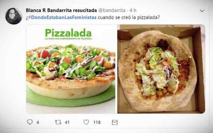 Es trending topic: #DondeEstabanLasFeministas 2