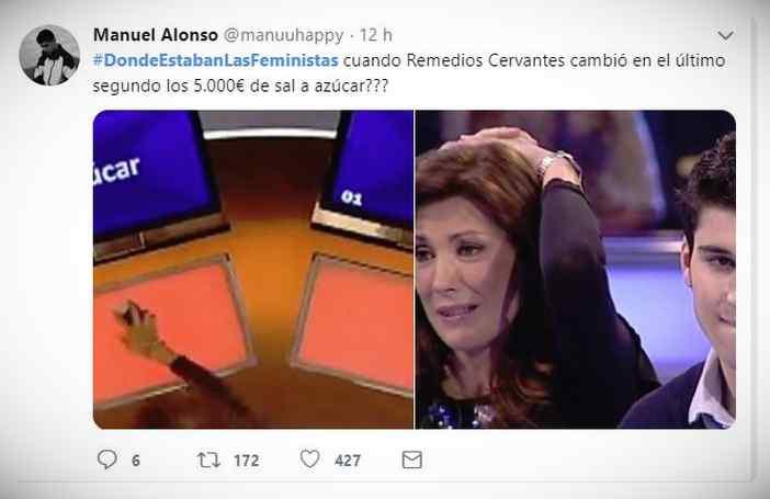 Es trending topic: #DondeEstabanLasFeministas 10