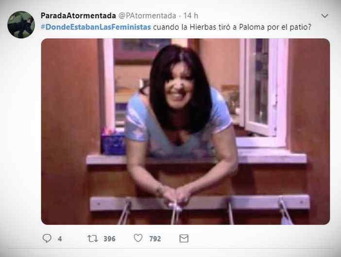 Es trending topic: #DondeEstabanLasFeministas 11