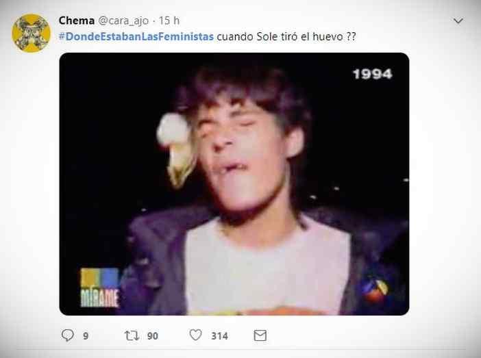 Es trending topic: #DondeEstabanLasFeministas 16