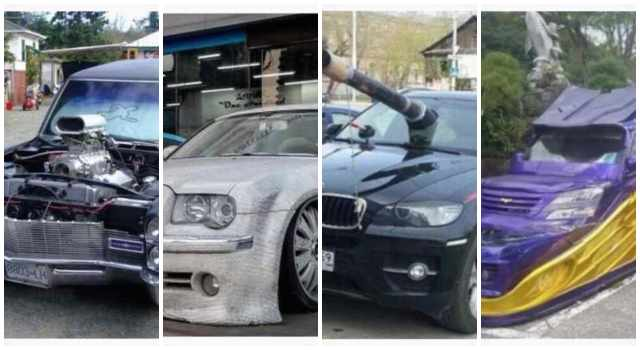 Imágenes de coches realmente sorprendentes. 16