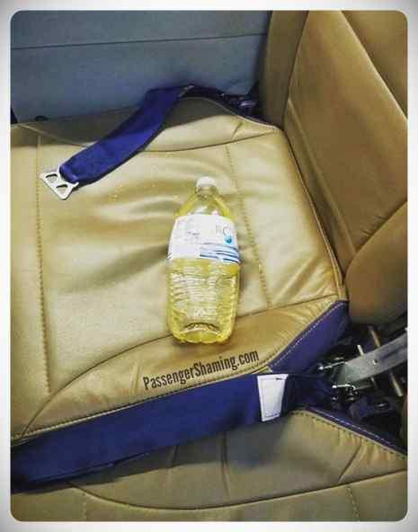 Extrañas y sorprendentes cosas que puedes encontrarte en un vuelo. 2