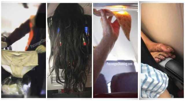 Extrañas y sorprendentes cosas que puedes encontrarte en un vuelo. 1