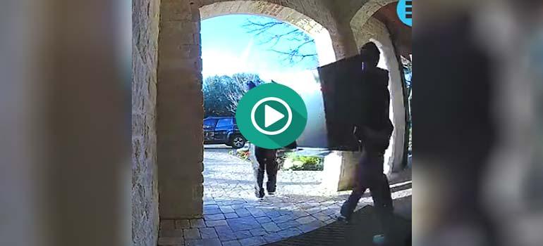 Estos ladrones intentan robar por encima de sus posibilidades. 1