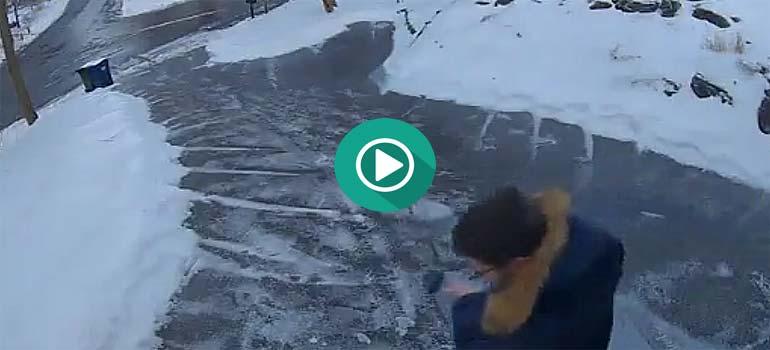 Fail sobre hielo o ¿dónde se ha marchado papá? 3