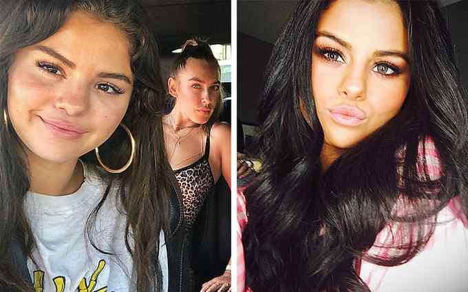 Impresionantes fotos de 10 famosas sin maquillar. 3