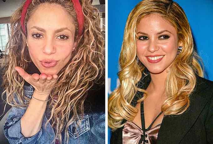 Impresionantes fotos de 10 famosas sin maquillar. 4
