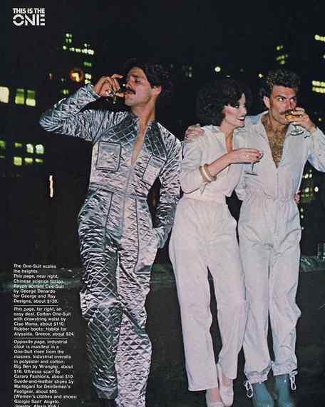 Cuando veas la moda de los años 70, vas a ver que no eres tan moderno como pensabas. 10