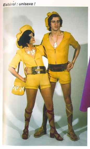 Cuando veas la moda de los años 70, vas a ver que no eres tan moderno como pensabas. 2