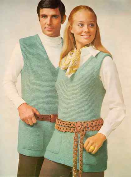 Cuando veas la moda de los años 70, vas a ver que no eres tan moderno como pensabas. 3