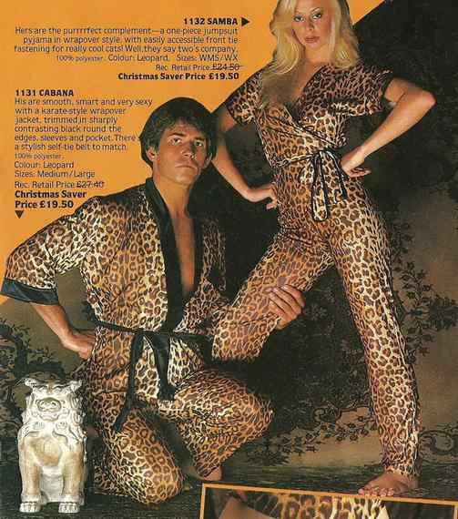 Cuando veas la moda de los años 70, vas a ver que no eres tan moderno como pensabas. 4