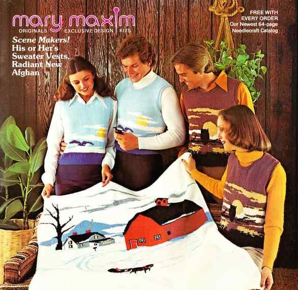 Cuando veas la moda de los años 70, vas a ver que no eres tan moderno como pensabas. 5