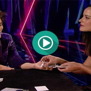 Increíble truco de cartas de Shin Lim en America's Got Talent.