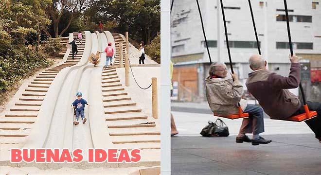 Ideas originales y útiles para las ciudades. 4