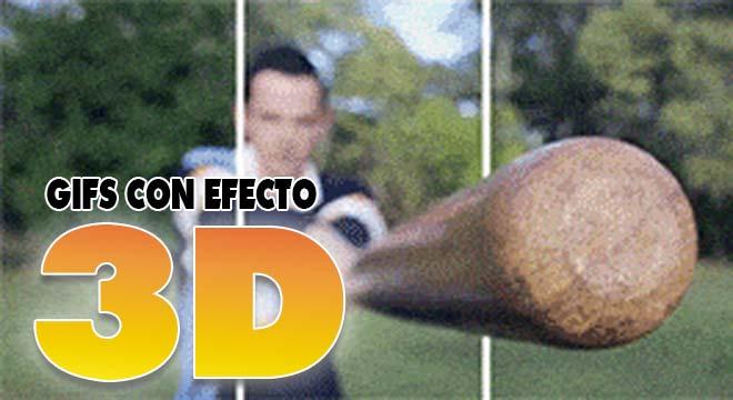 10 sorprendentes Gifs animados con efecto 3D. 2