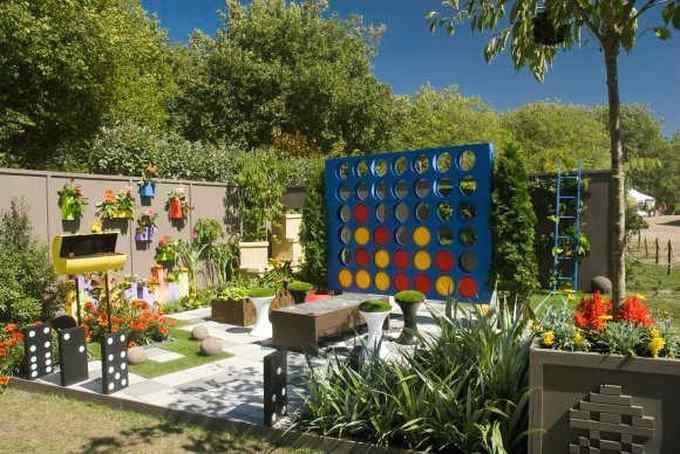10 ideas para transformar tu patio trasero en algo que merezca la pena. 9