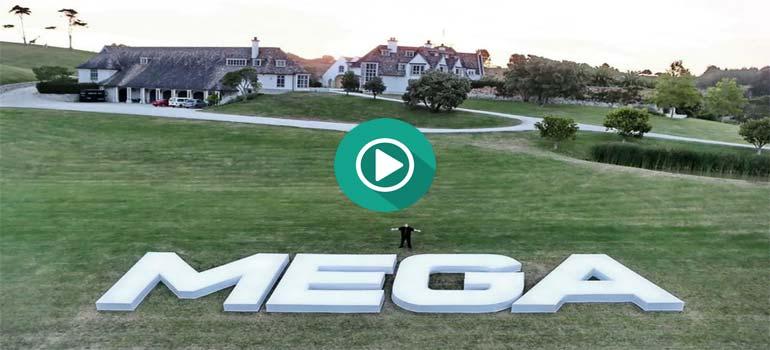 Un paseo por la mansión de Kit Dotcom fundador de Megaupload. 2