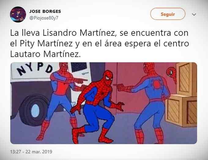 Los memes de Messi por la derrota de Argentina contra Venezuela. 6