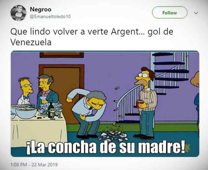Los memes de Messi por la derrota de Argentina contra Venezuela. 10