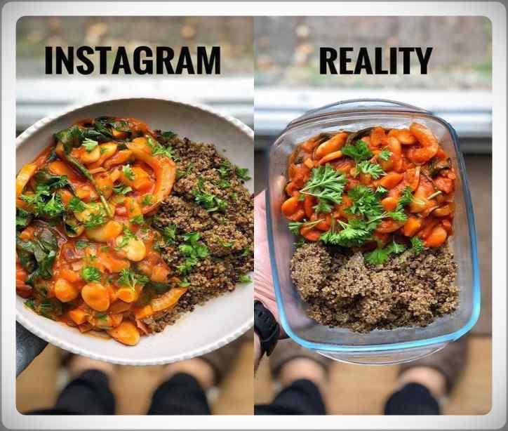 No te creas todo lo que veas por Instagram. Galería de fotos. 8