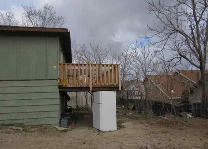 Las fotos mas extrañas de gente que vende su casa. 6