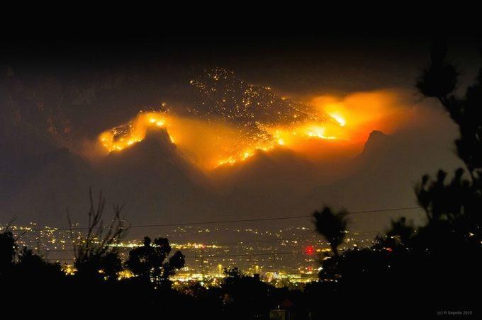 Desastres naturales, el poder de la naturaleza. 1