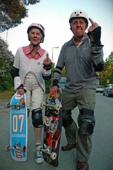 Estos abuelos te van a volver loco. Galería de imágenes. 6