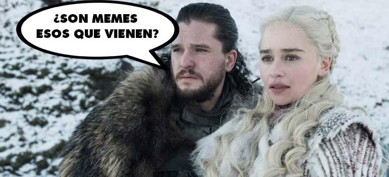 Los mejores memes de Juego de Tronos 8x01. 1