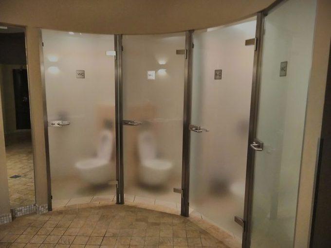 Te vas a asombrar con estos cuartos de baño tan extraños. 11